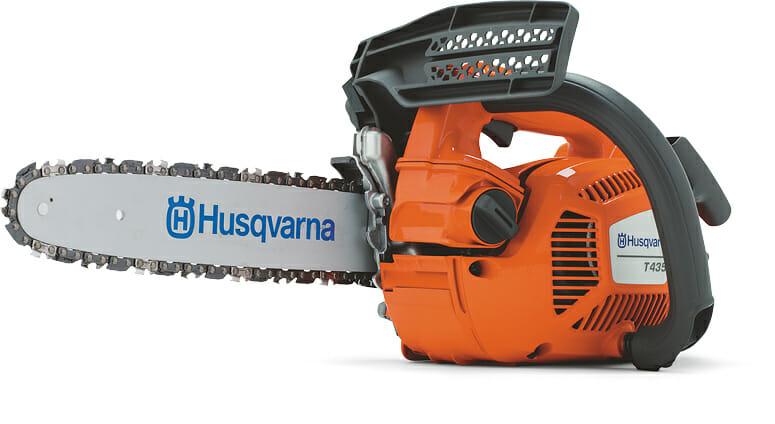 Husqvarna T435 hooldussaag