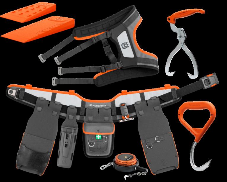 Husqvarna FLEXI tööriistavöö komplekt tööriistadega
