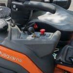 Husqvarna Z560X suur kütusepaak