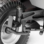 Husqvarna murutraktor U-Cut roolisüsteem