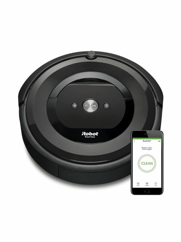 Roomba e5 telefoniga