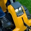 STIGA Park 740 PWX tuled