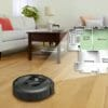 iRobot Roomba i7 ruumide kaardistamine