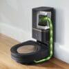 iRobot Roomba s9+ tühjendus konteinerisse